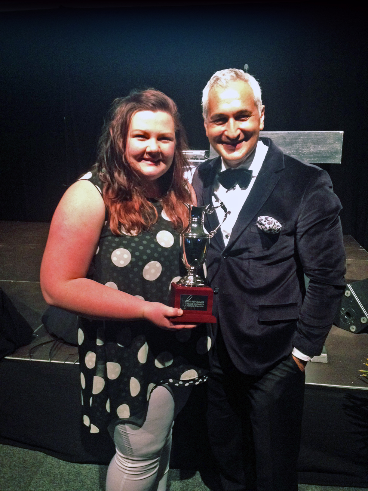 Ash Ridge winemaker Lauren Swift wins New Zealand Young Winemaker of the Year 2015